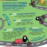Tydzień Mobilności, tydzień atrakcji 16-22.09.2016 r.