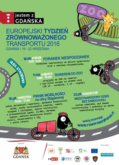 mobility week plakat