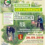 Gry parkowe 26.05.2018 r.