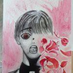 """""""Ja-kwiat-portret"""""""