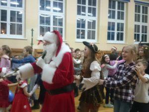 2016-12-11 Święty Mikołaj na Strzyży.