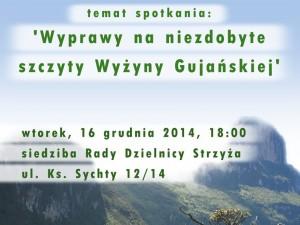 Spotkanie z podróżnikiem Michałem Kochańczykiem