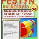 Festyn na Strzyży 8 czerwca 2014