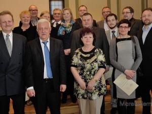 Ślubowanie nowej Rady 2015