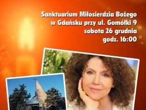 Koncert kolęd i pastorałek Haliny Frąckowiak