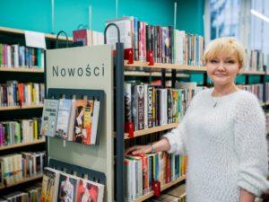 Otwarcie biblioteki na Strzyży