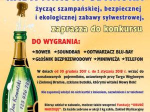 Sylwestrowy Konkurs Butelkowy