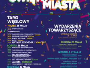 Święto Miasta 25-27 maja 2018 r.
