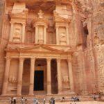 Południowa Jordania – pustynia Wadi Rum i Petra