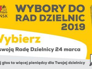 Zapraszamy na wybory w niedzielę od 7:00 do 21:00