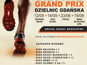 BIEGOWE GRAND PRIX DZIELNIC GDAŃSKA 2019